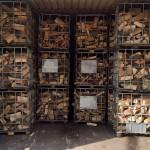 Technologicky sušené dřevo